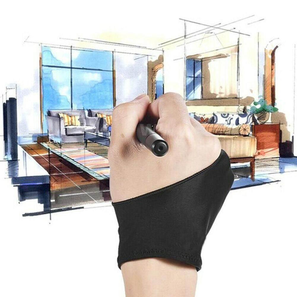 Highlighter Marker Pen Black Red Black Artist .//Kit Z4R2