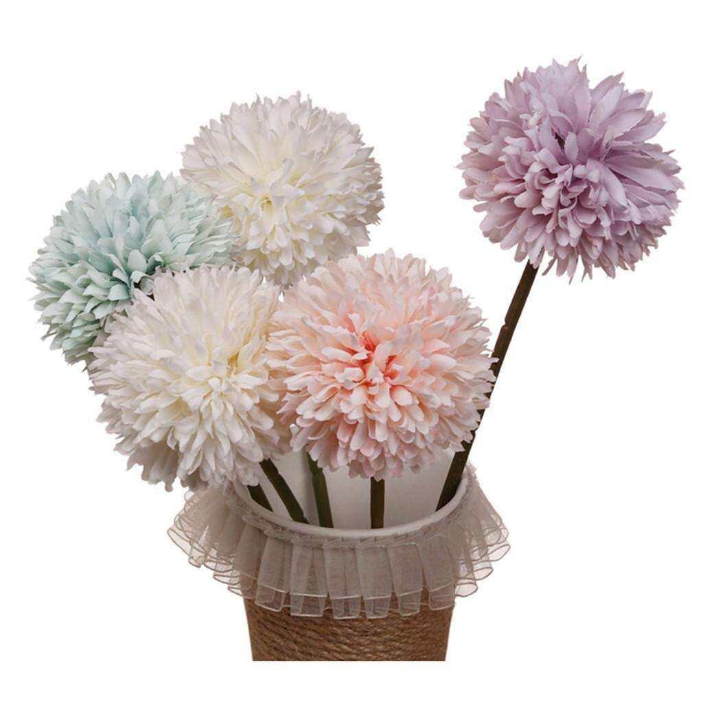 Tomoll Bunga Palsu Dalam Ruangan Buket Bunga Palsu Romantis Dekorasi Pernikahan Hydrangea Set Pot Bunga Palsu Ukuran Besar Dalam Ruangan Lazada Indonesia