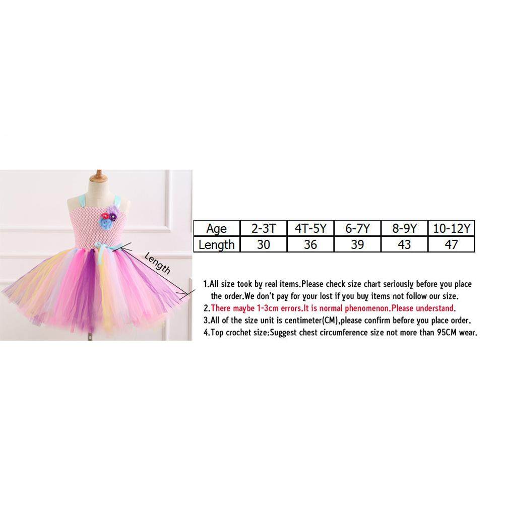 604900ec8659 1 layer colorful mesh tutu dress, full lining. Matching unicorn hair hoop.  Adorable and cute set for your girl.