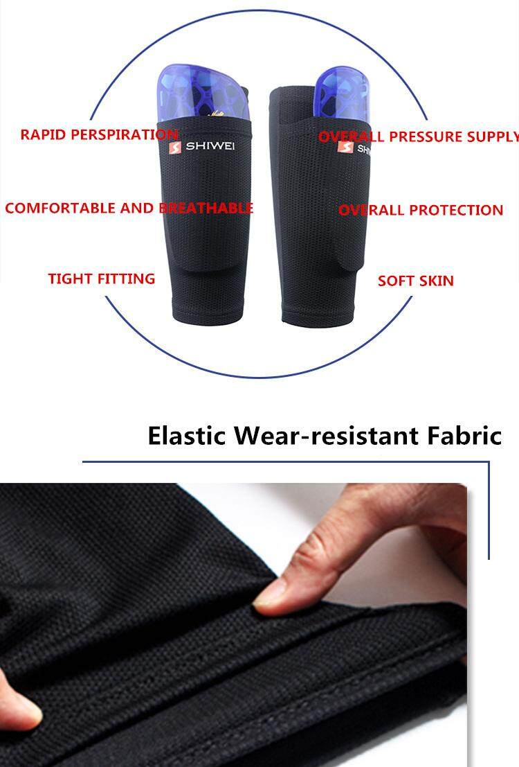 66cf2fb58c077 Specifications of 1 Pair Soccer Protective Socks With Pocket For Football  Shin Pads Leg Sleeves Supporting Shin Guard Adult Support Sock