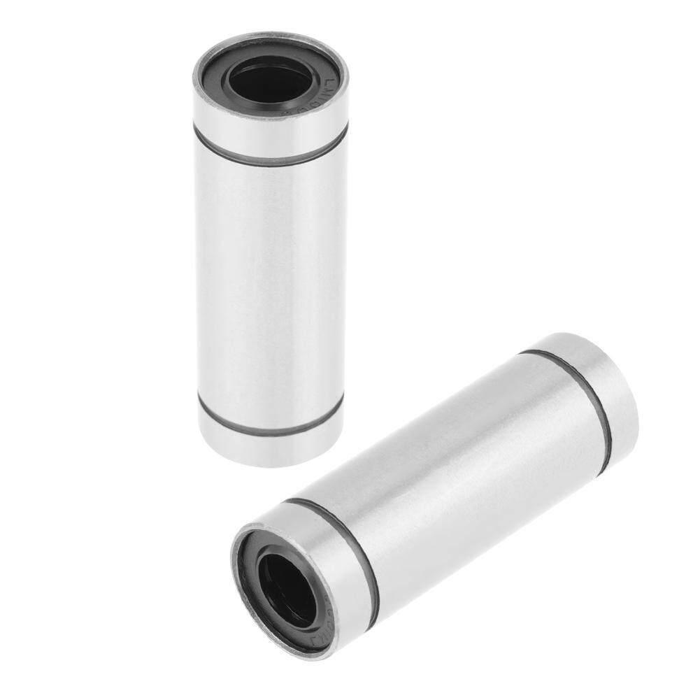4pcs LM10LUU 10mm Long Linear Motion Bearing Ball Bushing 10x19x55mm CNC Parts