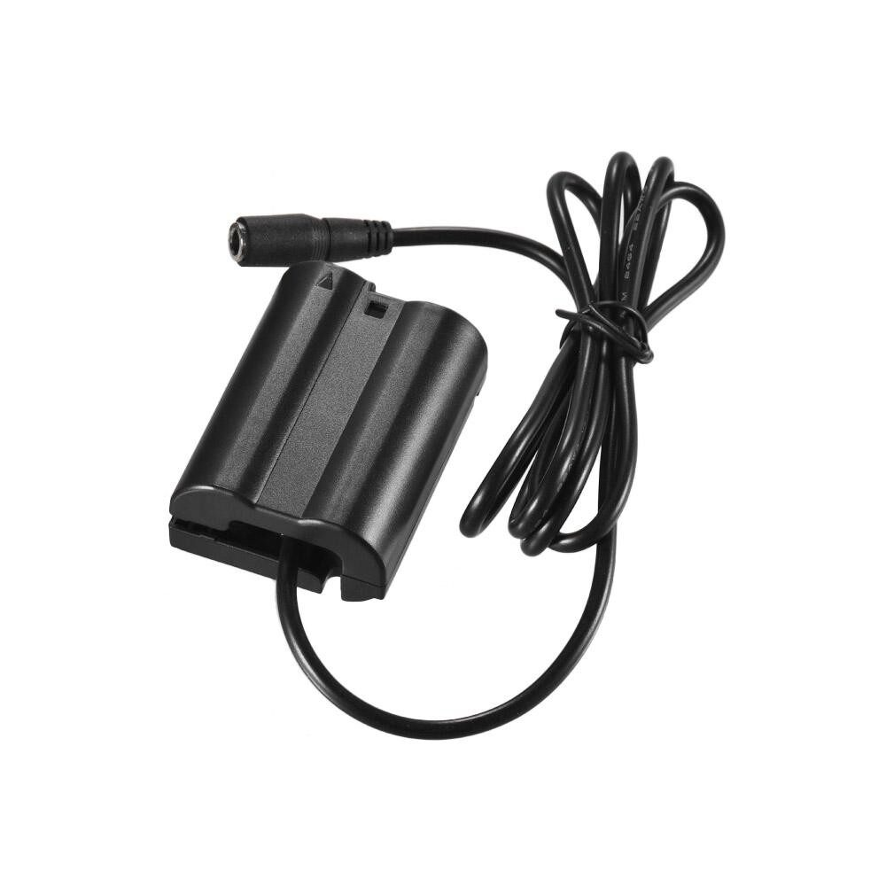 Andoer EH-5 plus EP-5B AC Power Adapter DC Coupler Camera Charger Replace  for EN-EL15 for Nikon D7000 D7100 D7200 D7500 D500 D610 D750 D800 D810 D850