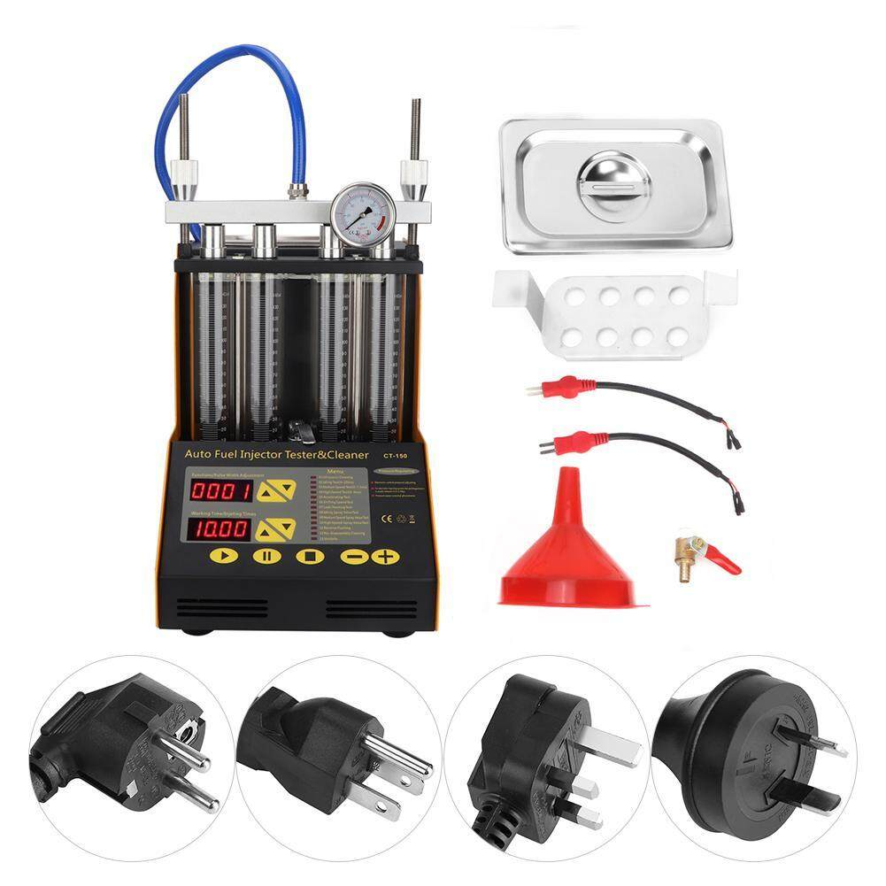 CT150 Car Motor Ultrasonic Gasoline Fuel System Cleaner Tester