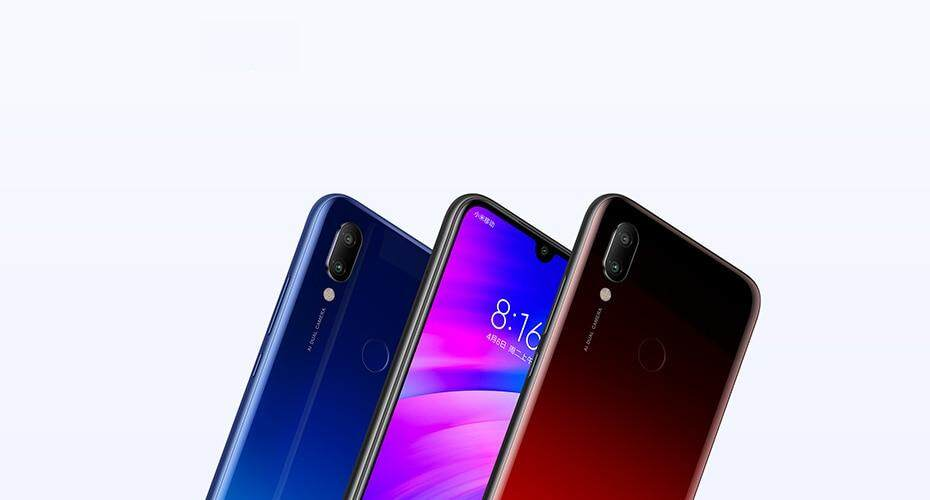 [READY STOCK] Xiaomi Redmi 7 2+16GB/3+32GB/3+64GB - Official Global ROM Set