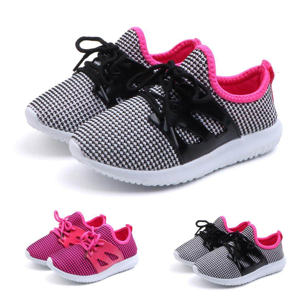 Toddler Infant Kids Shoes Baby Girl/&Boys Mesh Running Sport Shoes Sneakers