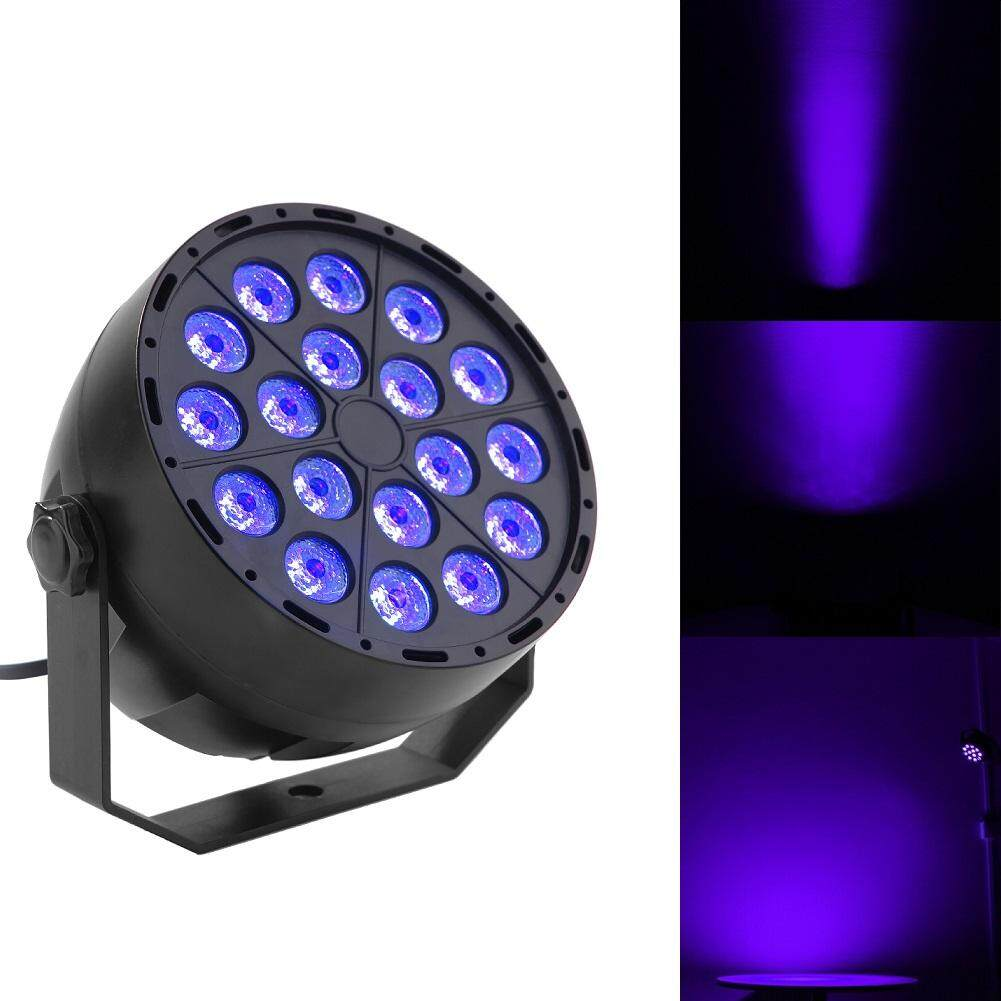 Lf Par Light Black Light Bar 18 Led X 3w Uv Light Neon Light Party Lights Parties Halloween Party Stage Lighting Neon Party Wedding Holiday Show Club