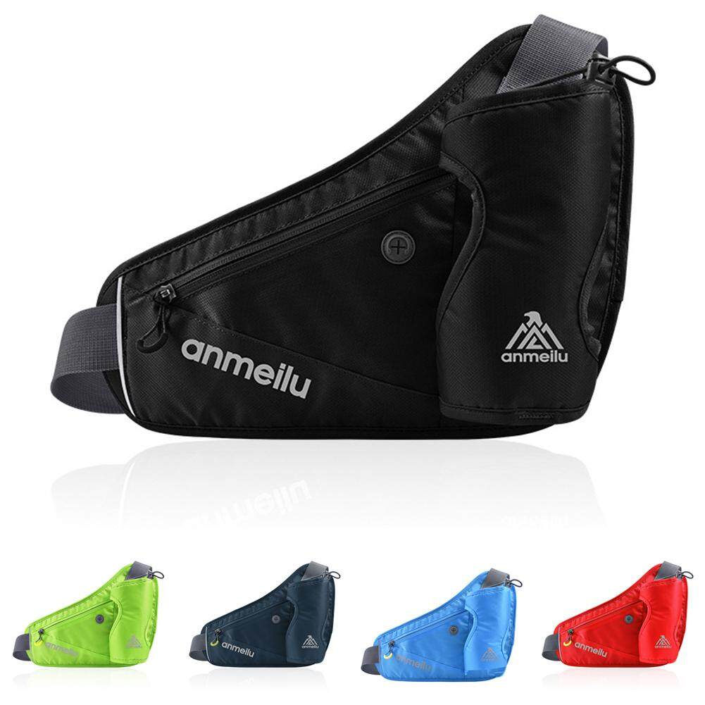 aa30183f527a [YP-HAQIMA2315]Buy 3 Free Shipping Sports Running Pack Water Bottle Holder  Adjustable Run Belt Storage Pouch Zipper Pocket