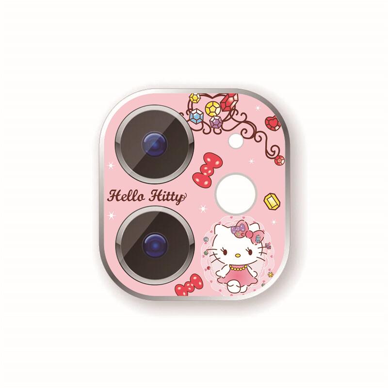 Anh Ins Đáng Yêu Hoạt Hình Ống Kính Màng Bảo Vệ Cho IPhone12 Apple 11 Camera Màng Bảo Vệ Chống Trầy Xước 25