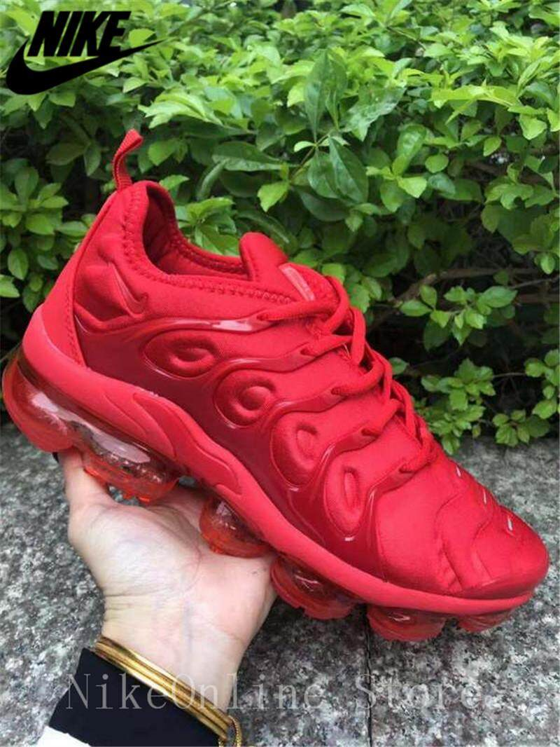 ad844d189e Specifications of Brand Nik Air Fashion Max Vapormax Plus TN Men And Women  Running Shoes Cushioning Shoes Outdoor Sport Low top Sneaker EUR36-45