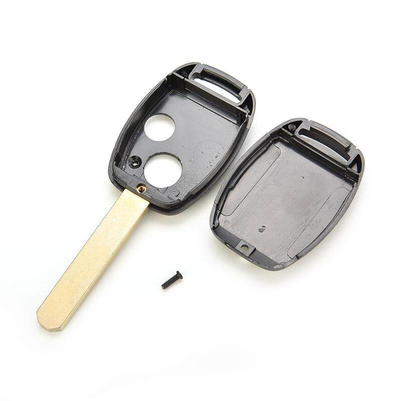 Honda Civic Key Replacement >> Replacement Remote Key Fob Case Shell 2 Buttons For Honda Civic Accord Jazz Frv
