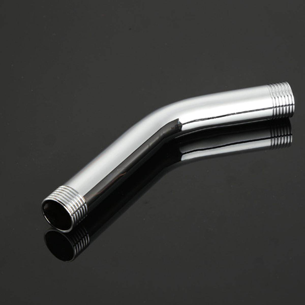 Picture of: Wall Mounted Shower Arm Bathroom Shower Head Bracket Bar Shower Head Fixed Pipe Shower Head Holder 15cm Buy Sell Online Best Prices In Srilanka Daraz Lk