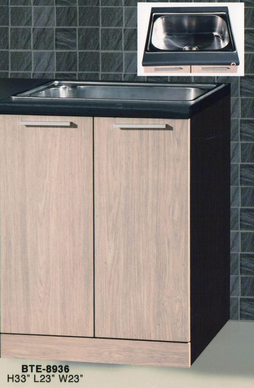 Kitchen Sink Cabinet Kitchen Cabinet With Dish Washer Sink Cabinet Sinki Rack Kitchen Storage With Mellamine Top Panel H800mm X L500mm X W500mm Lazada