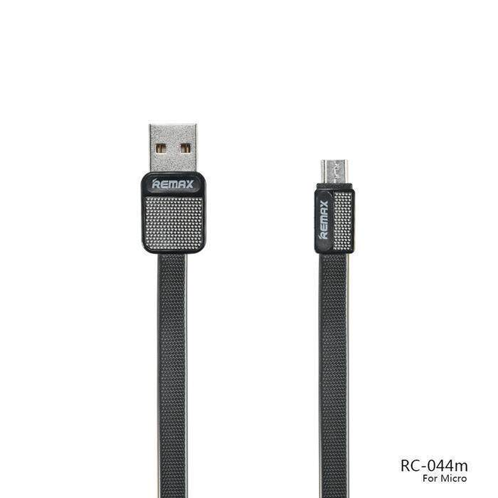 REMAX RC-044M PLATINUM DATA CABLE MICRO METAL