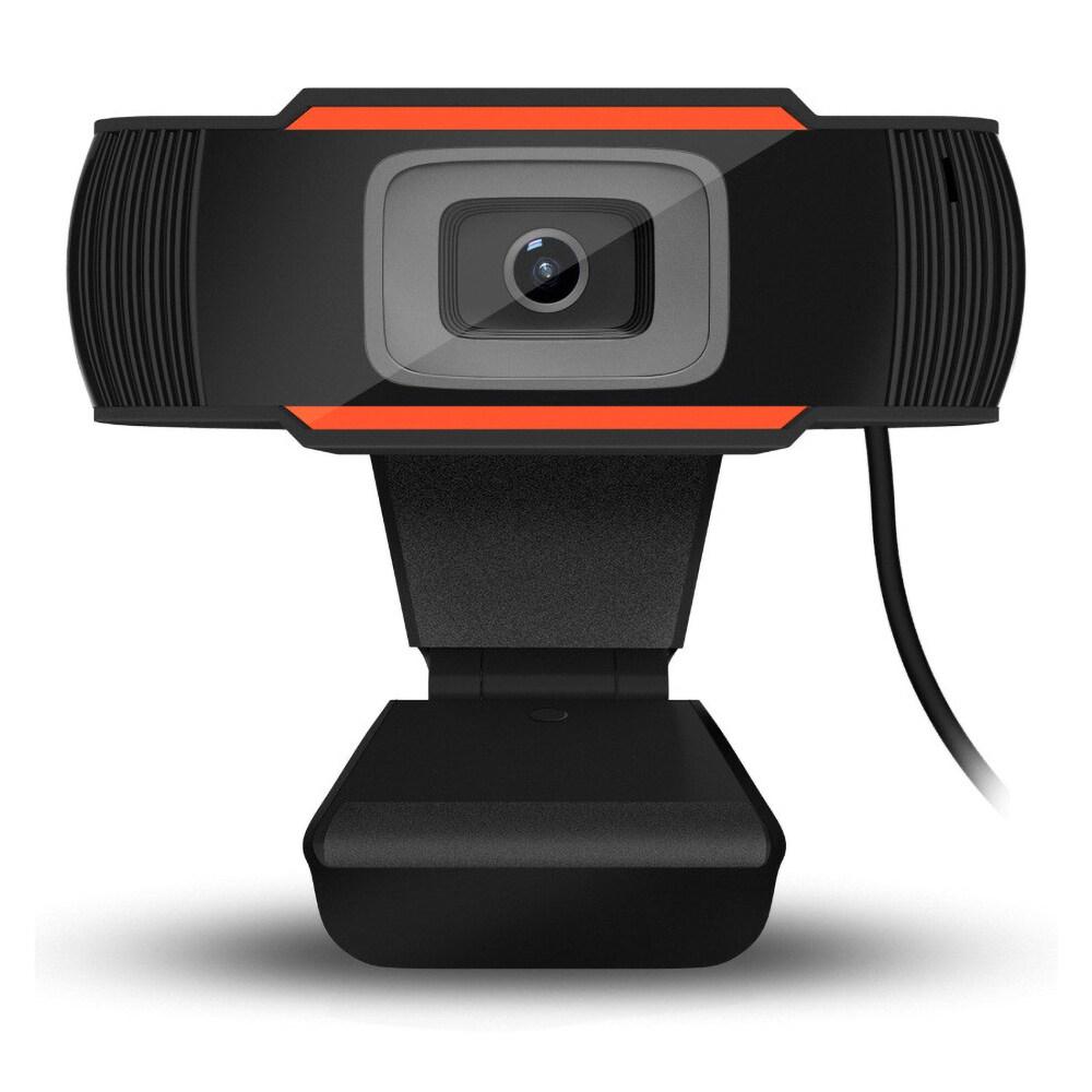 Webcam USB 480P 720P 12.0MP Độ Nét Cao Camera Web 360 Độ Kẹp Xoay-On Webcam Có Micrô Cho Máy Tính Để Bàn 14