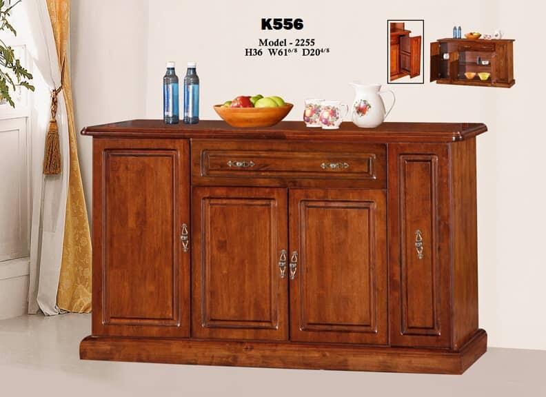 Eureka Design 6ft Half Solid Rubberwood Low Kitchen Cabinet Tall Xl Size Kabinet Dapur Almari Pinggan Deliver Installation Within Klang Valley Lazada