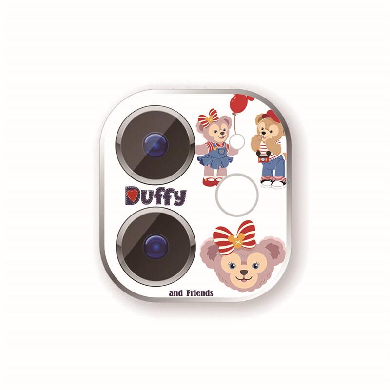 Anh Ins Đáng Yêu Hoạt Hình Ống Kính Màng Bảo Vệ Cho IPhone12 Apple 11 Camera Màng Bảo Vệ Chống Trầy Xước 10