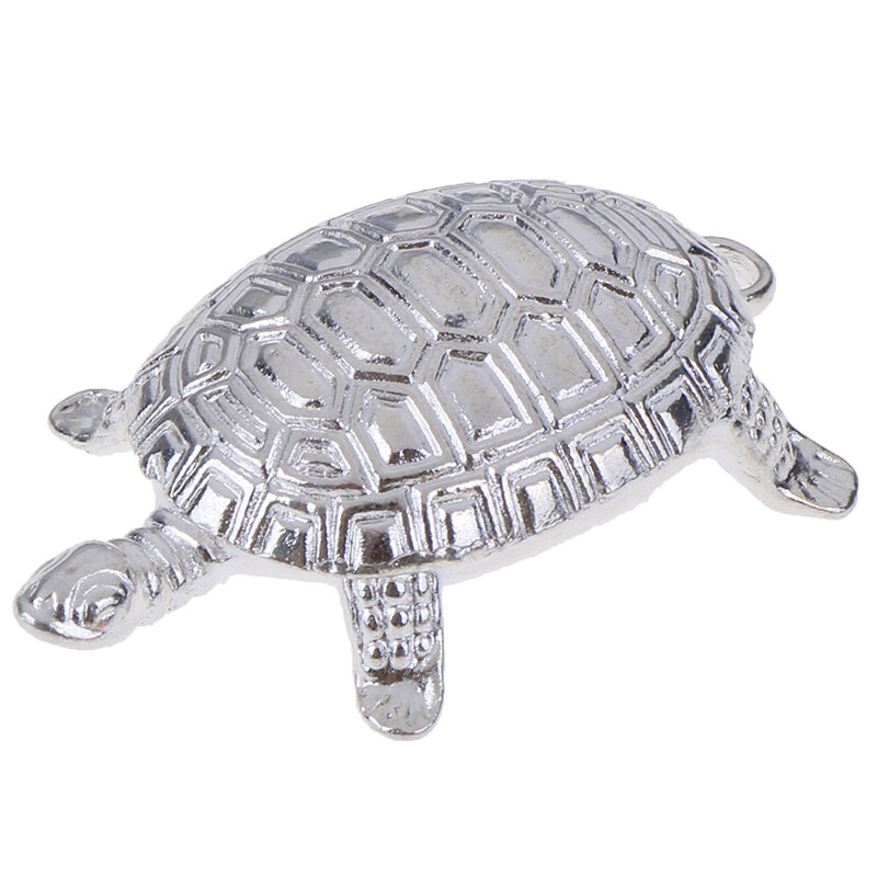 Pintuilao Galaa Feng Shui Golden Money Turtle Lucky Fortune Wealth Home Office Decoration Gift Lazada Indonesia