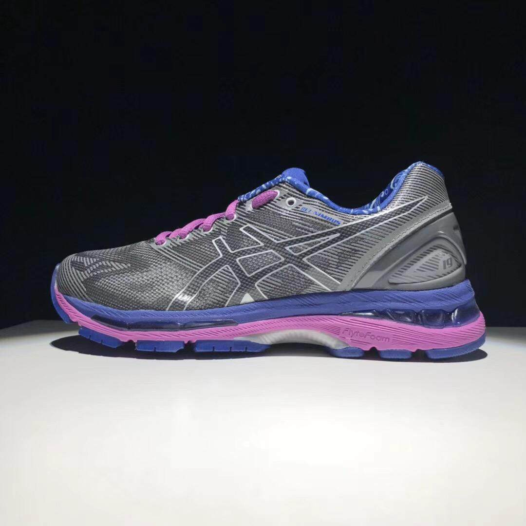 promo code 3ee15 7b82b ASICS GEL-NIMBUS 19 cushion stable running shoes women's shoes T750N-4987