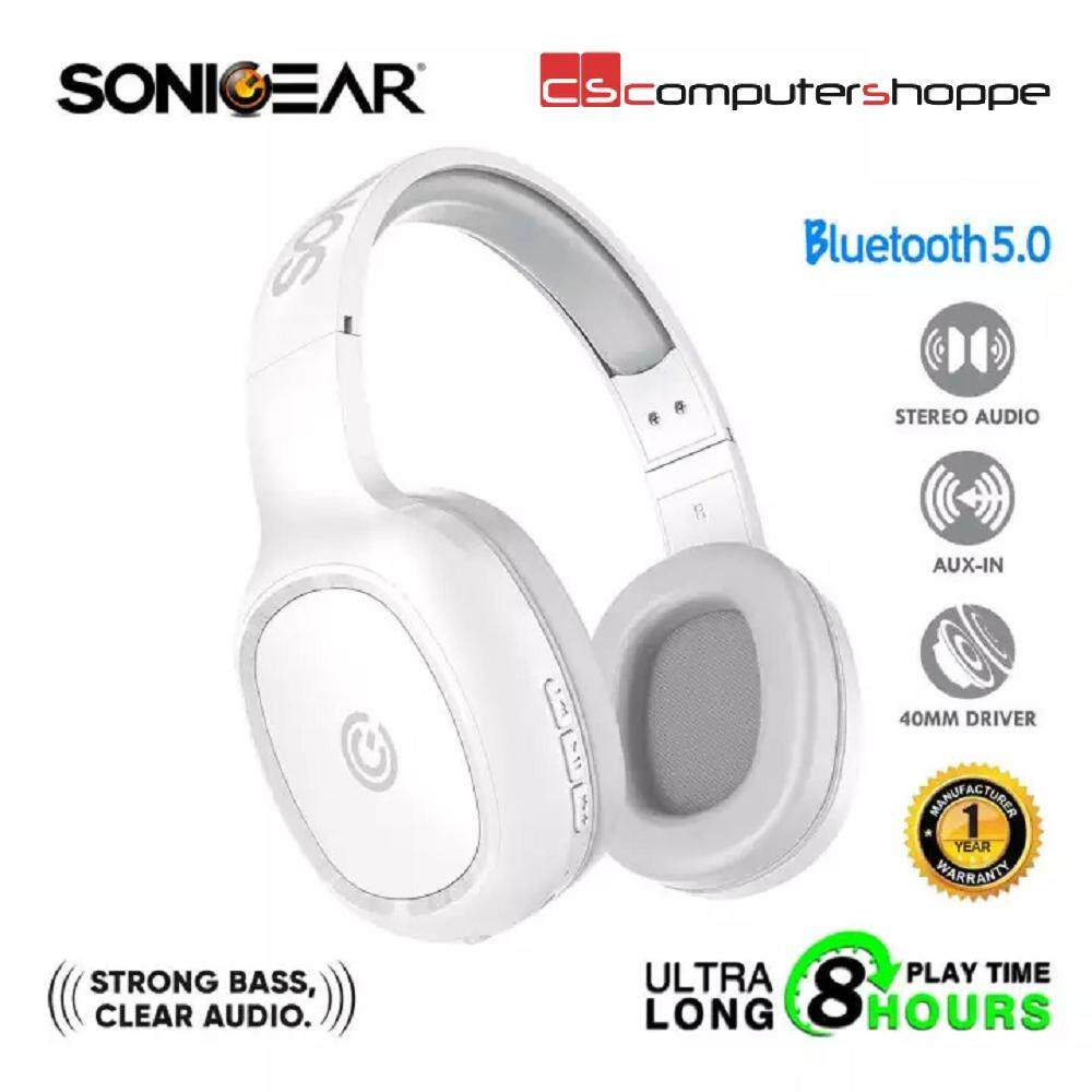 7ddfb97313aa63 Specifications of SonicGear Airphone 3 (2019)Bluetooth Audio Headphone