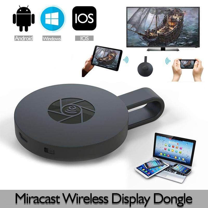 【Free Shipping + Flash Deal】IDragon-L006 Wireless HDMI Dongle Display WiFi  Receiver 1080P HD TV Dongle Airplay Miracast Airmirroring