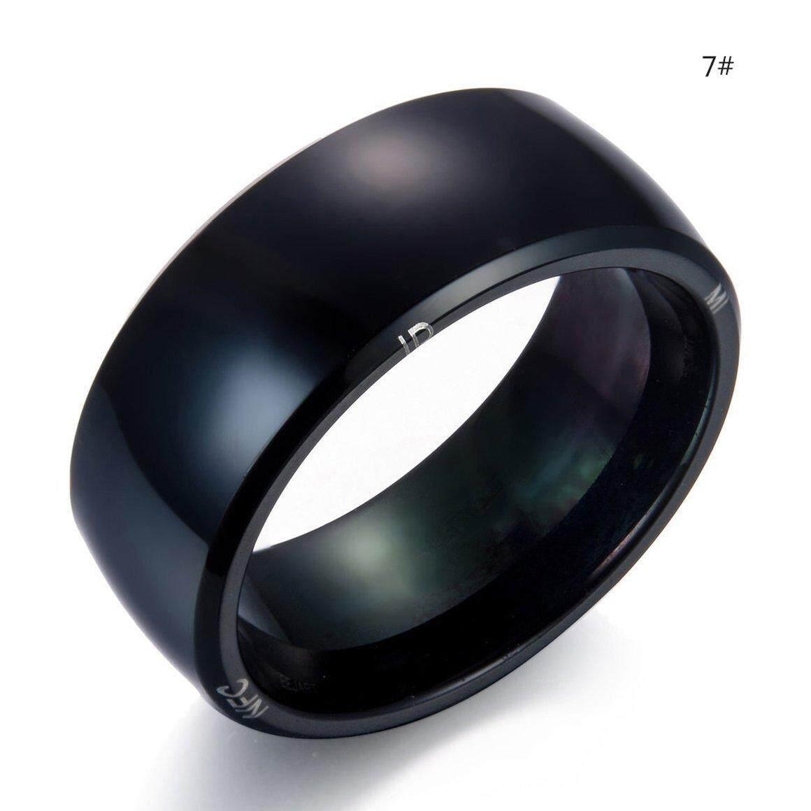 WOND Fashionable Design Smart Ring Wearable Device NFC Magic Ring Waterproof