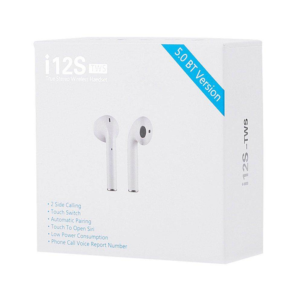 MILU Genuine for Apple Air Pods Wireless Earphone Original Bluetooth  Headphones for Smart Phone Ipad