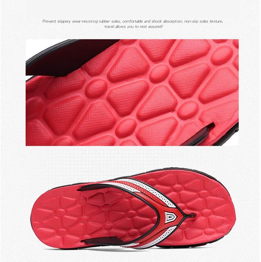5b6f434a82eccb Summer Mens Flip Flops High Quality Beach Sandals Non-slip Male ...