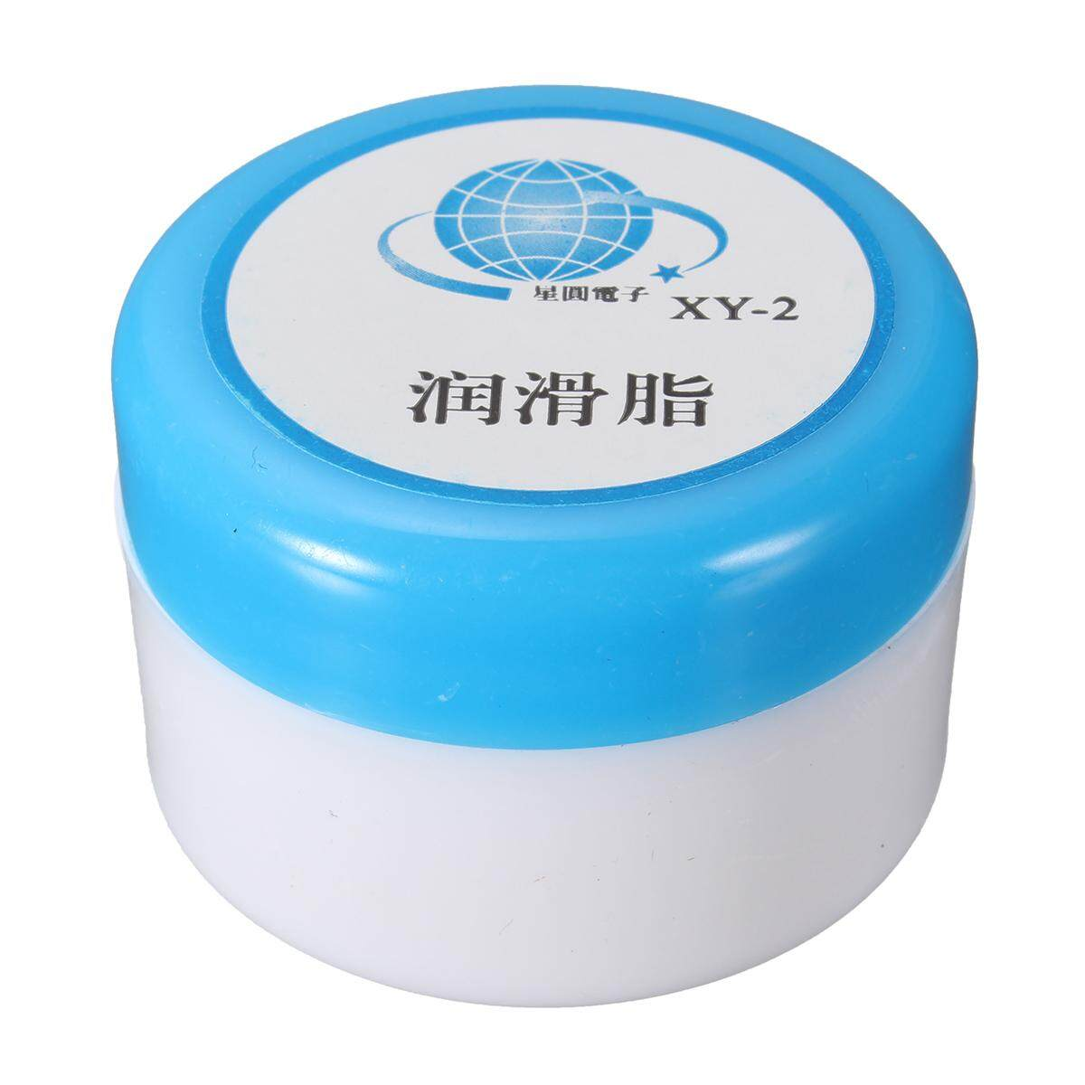 【Free Shipping + Flash Deal】 50g Silicone Grease for All Flashlight  Lubricating Grease XY-2 Oil for Solvent Printer Slider Guide Rail Torch