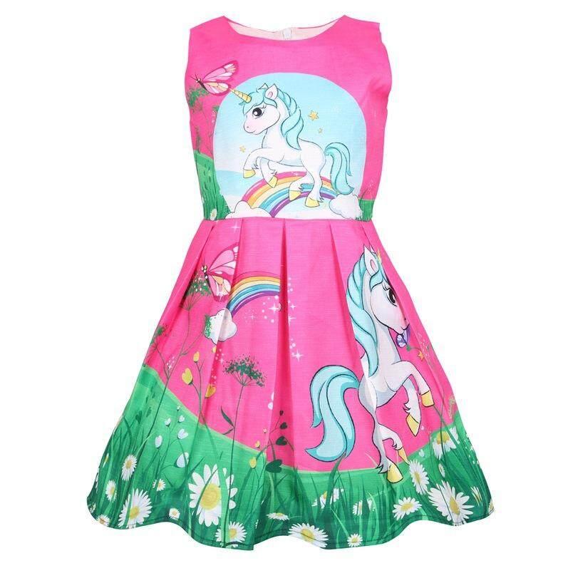 My Little Pony Girls Unicorn Dressing Gown