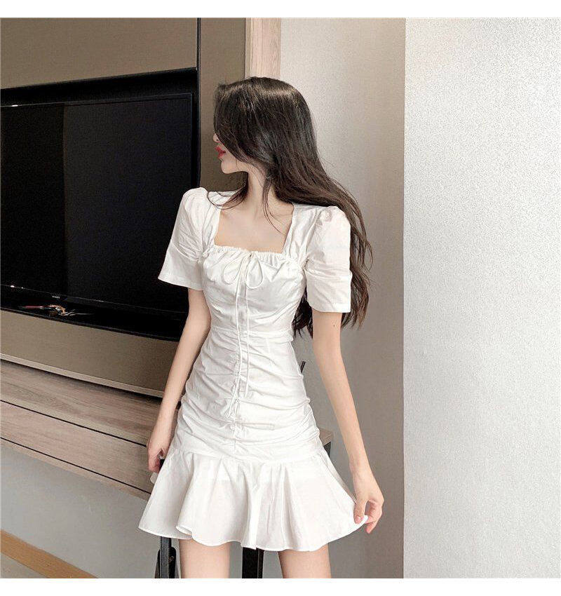 casual simple dress for party