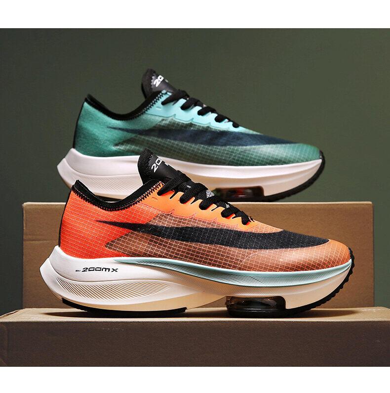 Giày Nam Rách 2 Giày Thể Thao Trang Web Chính Thức Phủ Điền Marathon Giày Chạy Bộ Rách 2 Mặt Lưới Pegasus Giày Chạy Đệm Khí Uyên Ương Nam 19