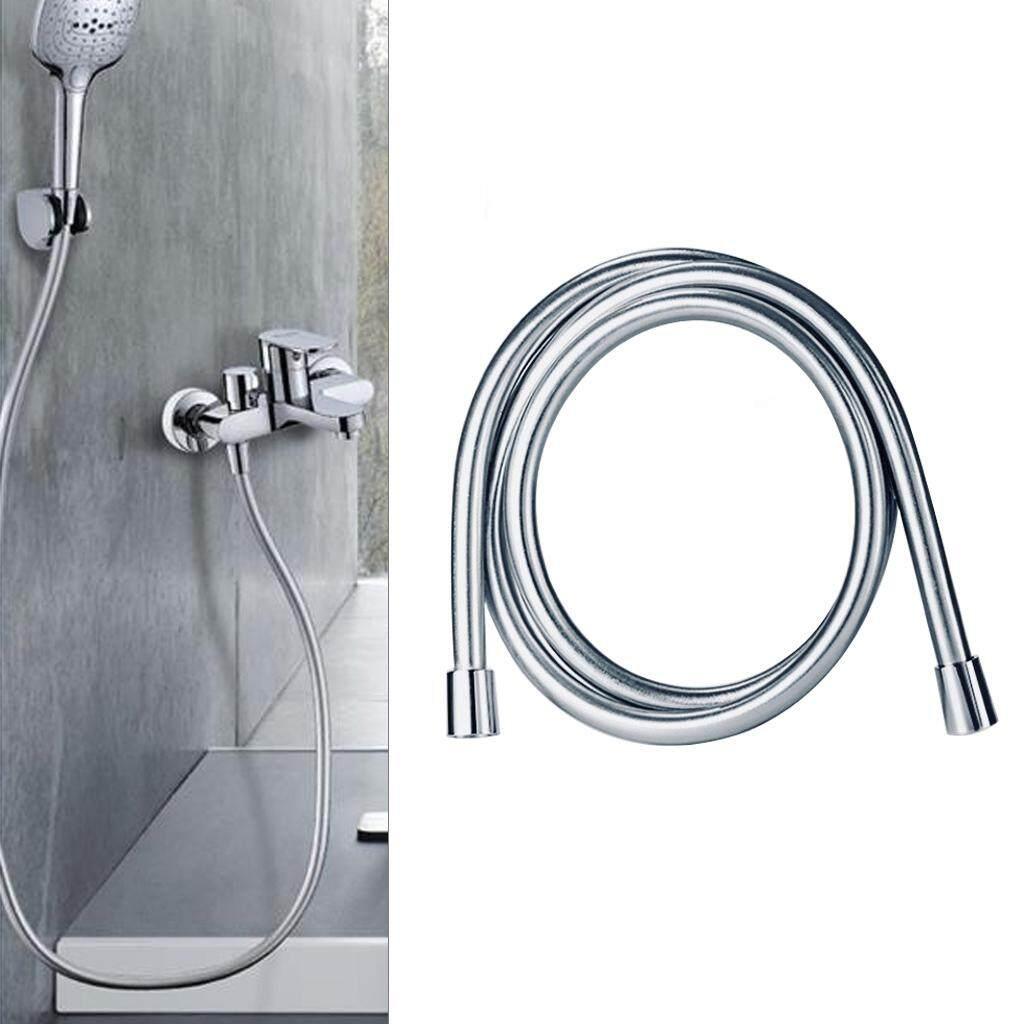 2m Pvc High Pressure Shower Hose For Bath Handheld Shower Head Flexible Shower Hose