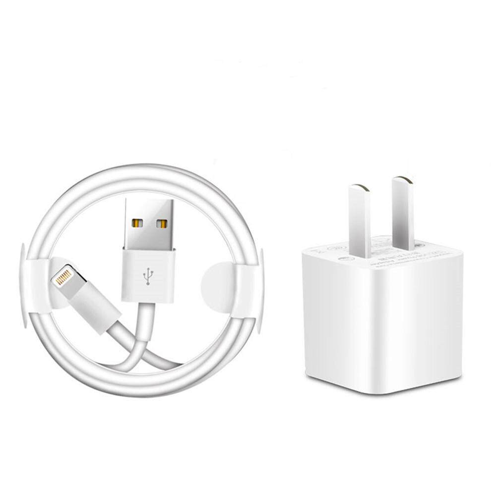 new style 66fed c5a87 Original Apple Lightning USB Cable For iPhone 7 6 8 Charger 5s SE 6s plus  iPad air pro For iPhone XS MAX XR X Charge Cord