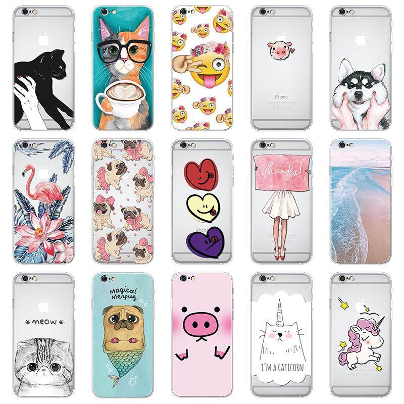 169c9575e6 Specifications of For IPhone 6 Case,Personalised with Fashion Unicorn Dog  Cat Pattern For Girl [Ultra Slim] Shockproof TPU Luxury Mobile Phone  Accessories ...