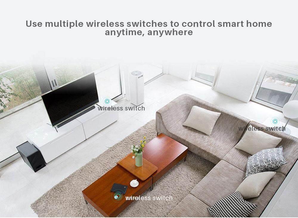 smart Wireless Switch zigbee remote control (1)