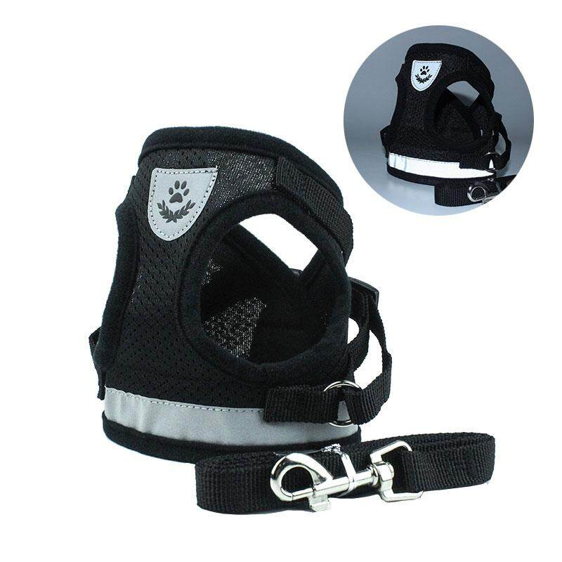 04 no pull dog harness