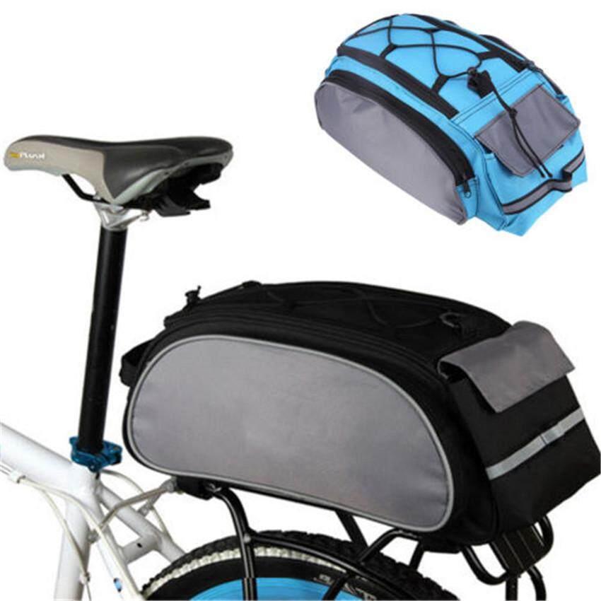 Rear Bag Waterproof Bike Pannier Rack
