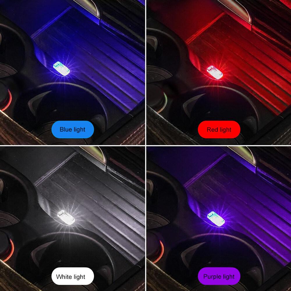 Universal USB Wireless Mini Interior Car Light LED Home Neon Atmosphere Lamp