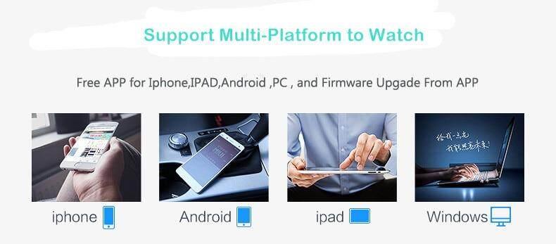 IP network camera multi monitor 13