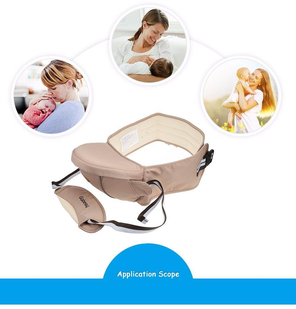 Ergonomic Baby Waist Stool Carrier Infant Kid Pouch Wrap Sling Backpack
