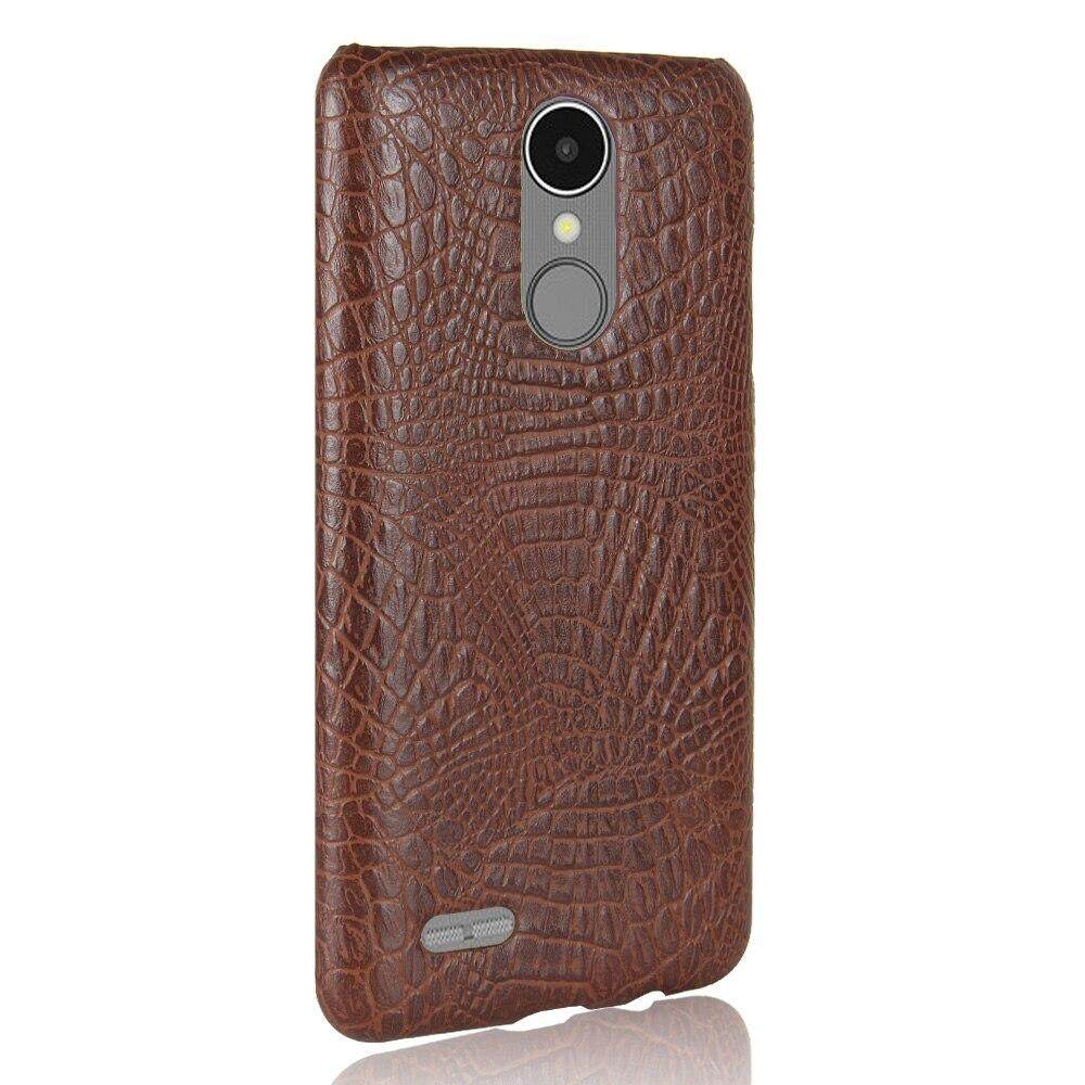 For LG K8 2017 LGX240 LG-X240 X240 phone bag case Luxury Crocodile Skin PU  leather Protective Case Cover For LGK8 2017 X240 back cover case