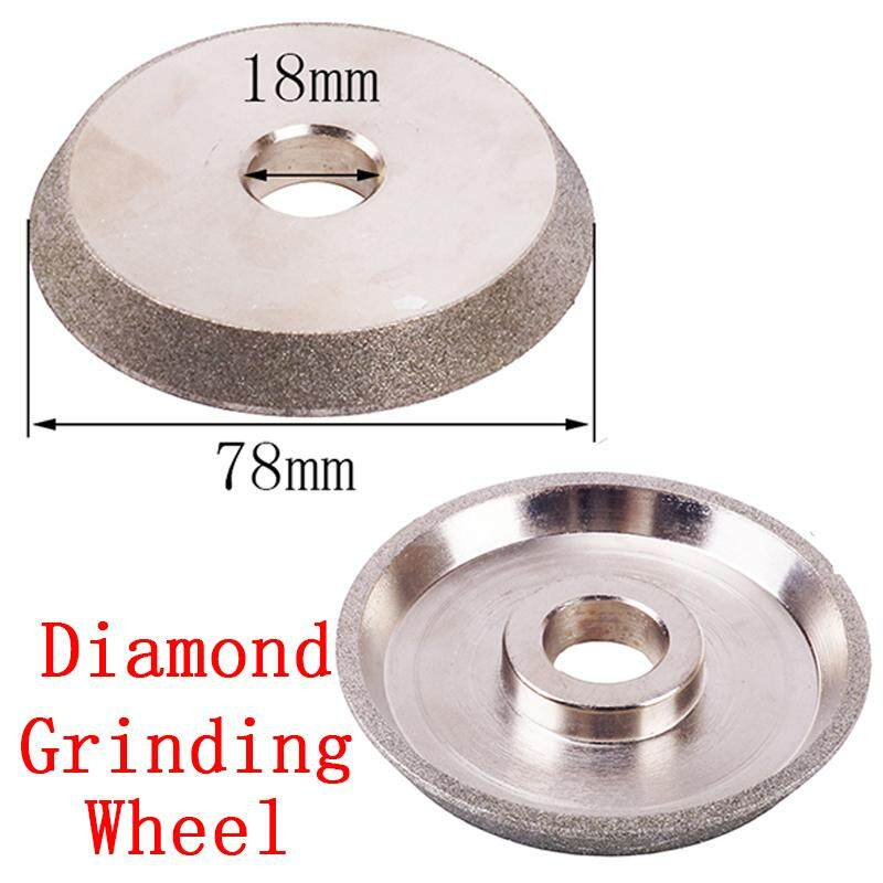 Diamond Grinding Wheel Carbide Metal Grinder Cutter Sharpener 3 4 5 6 7 8 Inch