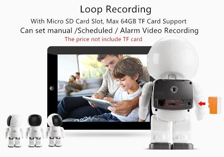 TF card Loop video recording 9