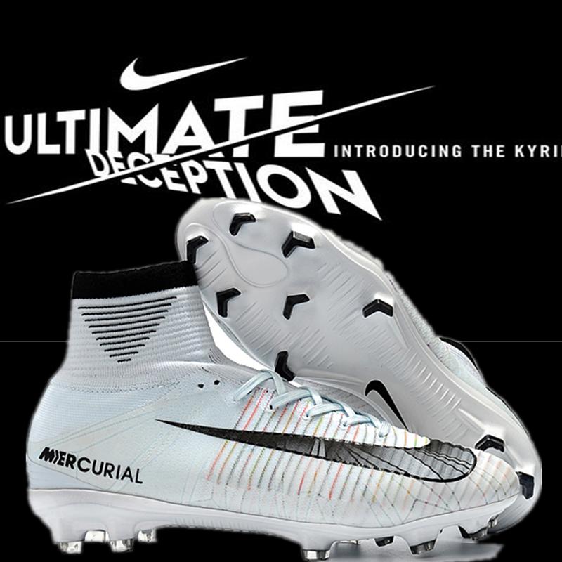 TRADY Ultimate CR7 Mercury Hard Ground Football Shoe .