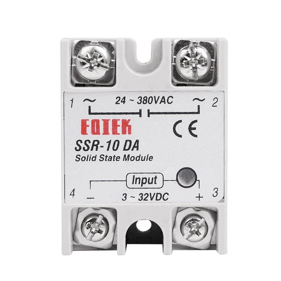 Solid State Relay DC-AC SSR-10A 25A 40A 60A 80A 100A 3-32V DC TO 24-380V ※G