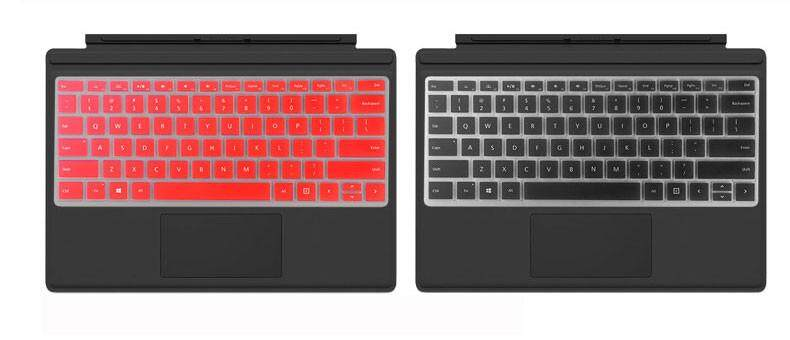 Washable Laptop Keyboard Cover for Lenovo Yoga 530 520 14 inch 530 14 520 14 Silicone Waterproof Film Notebook Protector,520