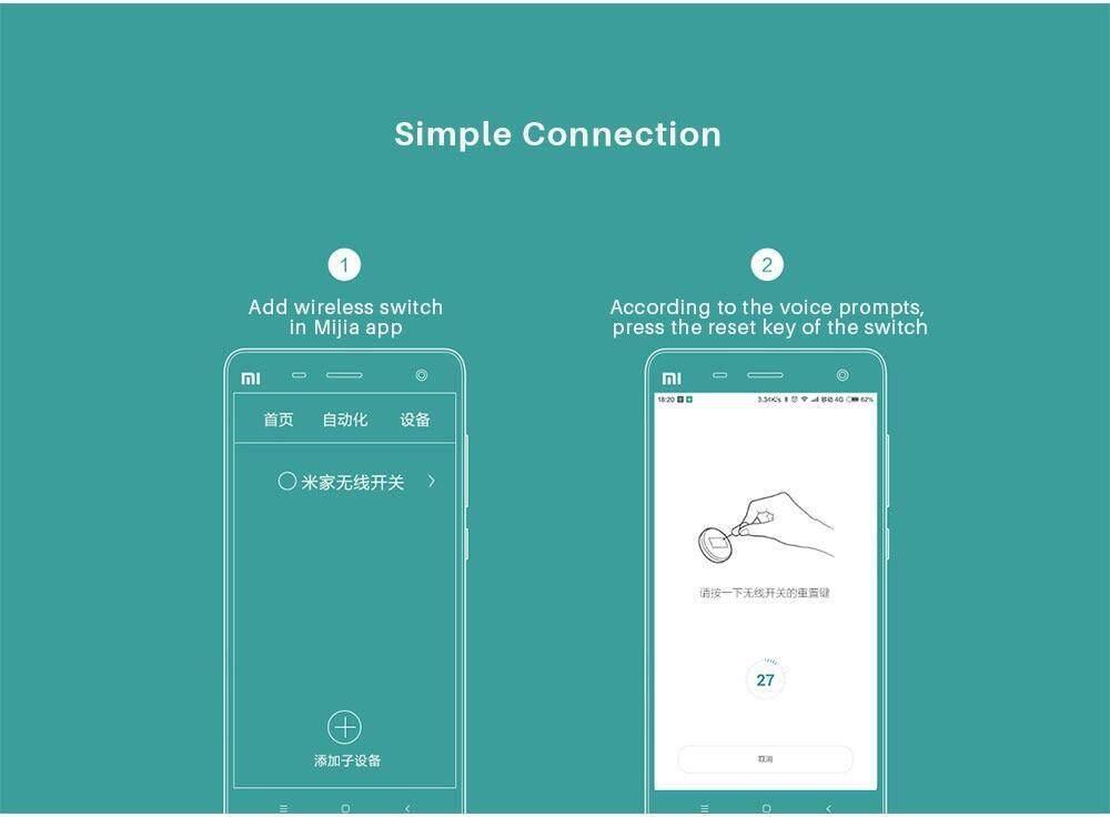 smart Wireless Switch zigbee remote control (4)