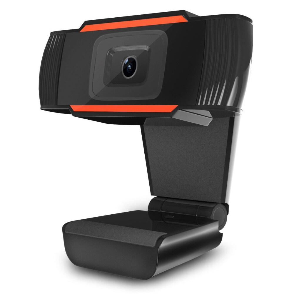 Webcam USB 480P 720P 12.0MP Độ Nét Cao Camera Web 360 Độ Kẹp Xoay-On Webcam Có Micrô Cho Máy Tính Để Bàn 12