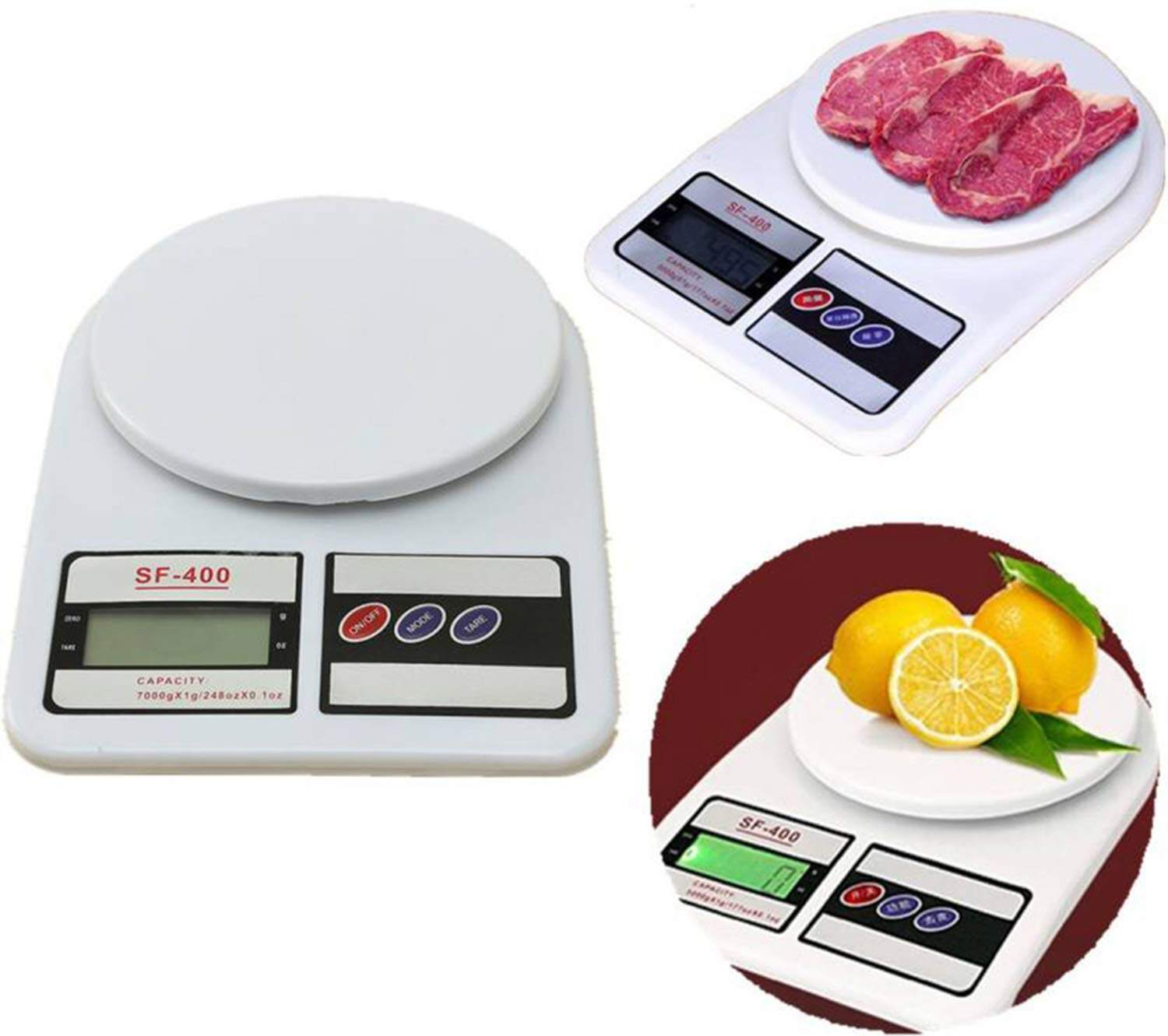 Kitchen Scale - Measure Tools - Electronic Scale Digital LCD – Weight  Machine (10kg/1g): Buy Online at Best Prices in Bangladesh | Daraz.com.bd