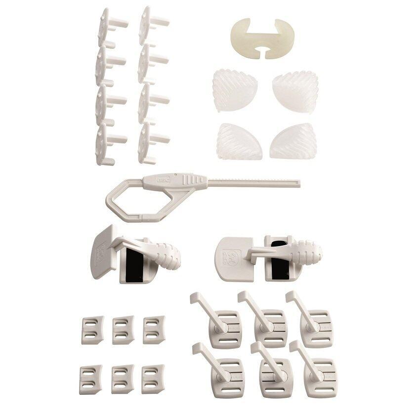 Baby Dan Starter Safety Set 22pcs UK PLUG From Euro Design